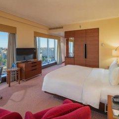 Отель Hilton Warsaw City Польша, Варшава - 11 отзывов об отеле, цены и фото номеров - забронировать отель Hilton Warsaw City онлайн комната для гостей фото 3