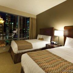 Отель Auberge Vancouver Hotel Канада, Ванкувер - отзывы, цены и фото номеров - забронировать отель Auberge Vancouver Hotel онлайн комната для гостей фото 3