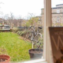 Отель Calton Hill Idyllic Cottage Feel Next 2 Princes St Эдинбург балкон