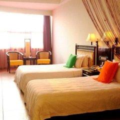 Отель Meiru Rujia Hotel Apartment Китай, Гуанчжоу - отзывы, цены и фото номеров - забронировать отель Meiru Rujia Hotel Apartment онлайн комната для гостей фото 2