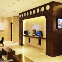 Отель N Fourseason Hotel Myeongdong Южная Корея, Сеул - отзывы, цены и фото номеров - забронировать отель N Fourseason Hotel Myeongdong онлайн интерьер отеля фото 4