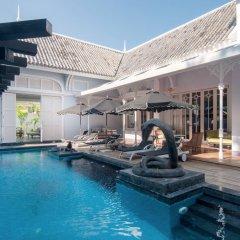Отель JW Marriott Phu Quoc Emerald Bay Resort & Spa бассейн фото 3