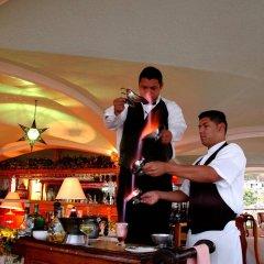 Отель Suites La Siesta Пуэрто-Вальярта гостиничный бар