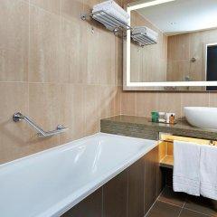 Отель Hilton London Tower Bridge 4* Номер Делюкс с различными типами кроватей фото 7