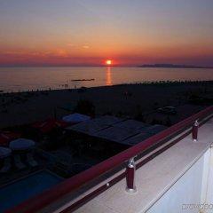 Отель Oaz Албания, Голем - отзывы, цены и фото номеров - забронировать отель Oaz онлайн балкон