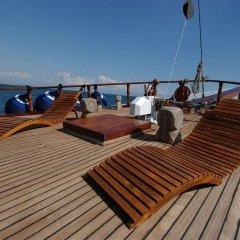 Отель Plaghia Charter Boat & Breakfast Италия, Кастелламмаре-ди-Стабия - отзывы, цены и фото номеров - забронировать отель Plaghia Charter Boat & Breakfast онлайн приотельная территория фото 2