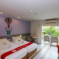 Отель Nida Rooms North Pattaya Crystal Sand комната для гостей фото 5