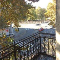 Отель Cricket Park Hostel Сербия, Белград - отзывы, цены и фото номеров - забронировать отель Cricket Park Hostel онлайн балкон