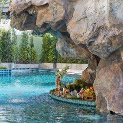 Отель Ananta Burin Resort бассейн