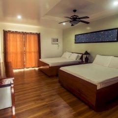 Отель Oasis Resort and Spas Филиппины, остров Боракай - отзывы, цены и фото номеров - забронировать отель Oasis Resort and Spas онлайн комната для гостей фото 5