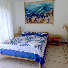 Отель Pension De La Plage комната для гостей