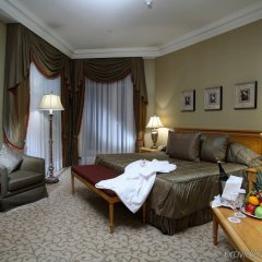 Гостиница Донбасс Палас комната для гостей фото 5