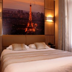 Отель Carina Tour Eiffel комната для гостей фото 4