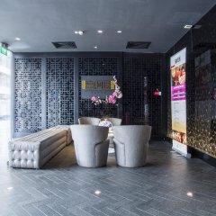 Отель PORCELAIN Сингапур интерьер отеля