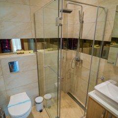 Отель Butua Residence Черногория, Будва - отзывы, цены и фото номеров - забронировать отель Butua Residence онлайн ванная фото 2