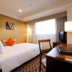 Отель Ginza Nikko Hotel Япония, Токио - отзывы, цены и фото номеров - забронировать отель Ginza Nikko Hotel онлайн удобства в номере фото 2