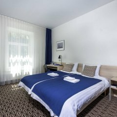 Отель Kaunas City Литва, Каунас - отзывы, цены и фото номеров - забронировать отель Kaunas City онлайн комната для гостей фото 4