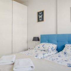 Апартаменты Prudentia Apartments Szaserow Варшава комната для гостей фото 5