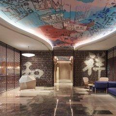 Отель Capri by Fraser China Square Singapore интерьер отеля