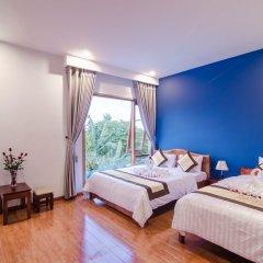 Отель Green World Hoi An Villa Вьетнам, Хойан - отзывы, цены и фото номеров - забронировать отель Green World Hoi An Villa онлайн комната для гостей фото 2