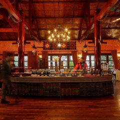 Отель Victoria Sapa Resort & Spa Шапа гостиничный бар