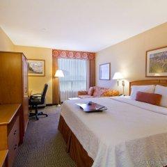 Отель Hampton Inn by Hilton Vancouver-Airport/Richmond Канада, Ричмонд - отзывы, цены и фото номеров - забронировать отель Hampton Inn by Hilton Vancouver-Airport/Richmond онлайн комната для гостей фото 2
