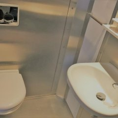 Отель Kapelvej Apartments Дания, Копенгаген - отзывы, цены и фото номеров - забронировать отель Kapelvej Apartments онлайн ванная фото 2