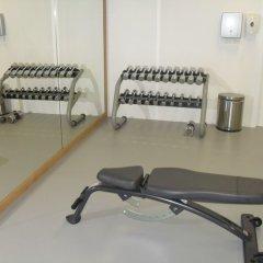 Отель NAPA MERMAID фитнесс-зал фото 4