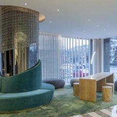 Отель IU Hotel Tianjin Sky Tower Resorts Cathay Китай, Тяньцзинь - отзывы, цены и фото номеров - забронировать отель IU Hotel Tianjin Sky Tower Resorts Cathay онлайн гостиничный бар
