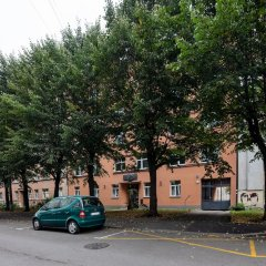 Апартаменты Old Riga Apartments парковка