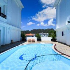Отель Paragon Villa Hotel Вьетнам, Нячанг - 2 отзыва об отеле, цены и фото номеров - забронировать отель Paragon Villa Hotel онлайн бассейн фото 3