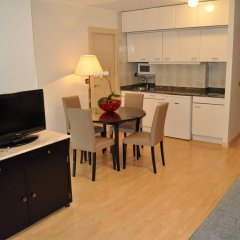 Отель Apartamentos Don Carlos Испания, Сантандер - отзывы, цены и фото номеров - забронировать отель Apartamentos Don Carlos онлайн комната для гостей фото 4