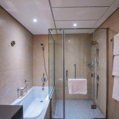 Отель Hili Rayhaan By Rotana ОАЭ, Эль-Айн - отзывы, цены и фото номеров - забронировать отель Hili Rayhaan By Rotana онлайн ванная фото 2