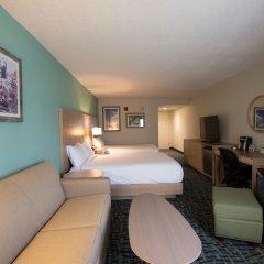 Отель Margaritaville Hotel Vicksburg США, Виксбург - отзывы, цены и фото номеров - забронировать отель Margaritaville Hotel Vicksburg онлайн комната для гостей фото 2