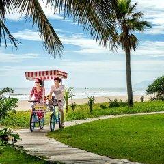 Отель Pullman Oceanview Sanya Bay Resort & Spa пляж