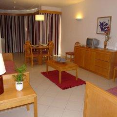 Отель Luna Forte da Oura Португалия, Албуфейра - отзывы, цены и фото номеров - забронировать отель Luna Forte da Oura онлайн комната для гостей фото 6