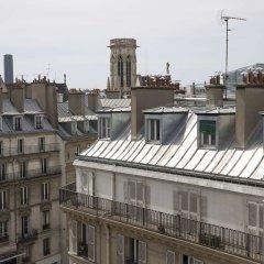 Отель LEMPIRE Париж балкон