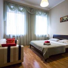 Апартаменты Four-room apartment on Nevsky 106 комната для гостей фото 4