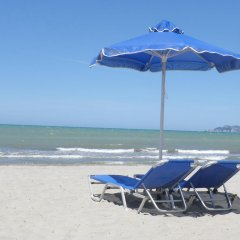 Hotel Albion пляж