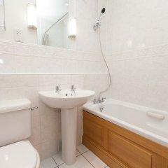 Отель Central London 2 Bedroom Flat Великобритания, Лондон - отзывы, цены и фото номеров - забронировать отель Central London 2 Bedroom Flat онлайн ванная