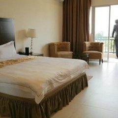 Отель Mikhael's Hotel Республика Конго, Браззавиль - отзывы, цены и фото номеров - забронировать отель Mikhael's Hotel онлайн комната для гостей фото 4