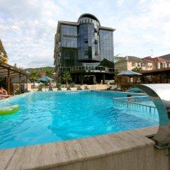 Гостиница Экодом бассейн фото 2