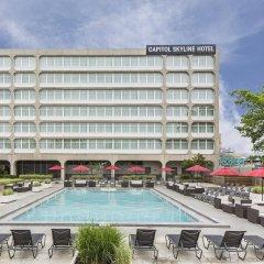 Отель Capitol Skyline бассейн фото 2