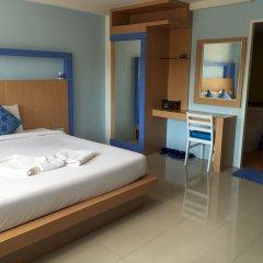 Отель Krabi Serene Loft Hotel Таиланд, Краби - отзывы, цены и фото номеров - забронировать отель Krabi Serene Loft Hotel онлайн комната для гостей