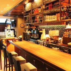 Отель Court Hakata Ekimae Хаката гостиничный бар