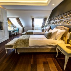 Prestige Hotel Budapest Будапешт комната для гостей фото 4