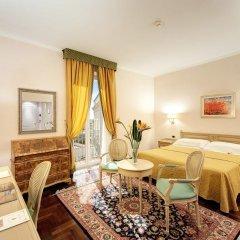 Отель Grand Hotel Villa Politi Италия, Сиракуза - 1 отзыв об отеле, цены и фото номеров - забронировать отель Grand Hotel Villa Politi онлайн комната для гостей фото 5