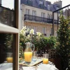Отель Unic Renoir Saint Germain Париж фото 12