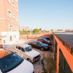 Отель V Dinastia Lisbon Guesthouse парковка