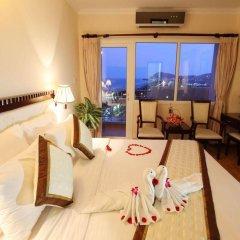 Отель Dic Star Вунгтау комната для гостей фото 5